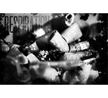 bad habit 2 Photographic Print