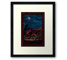 Murder Tree Framed Print