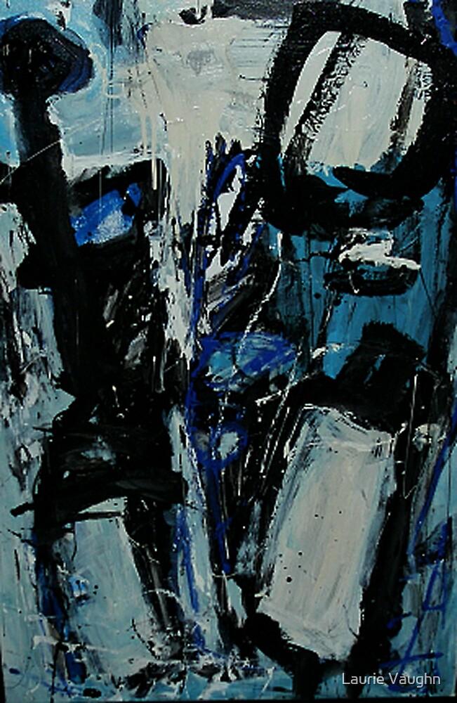 Blue Boy Redux by Laurie Vaughn
