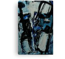 Blue Boy Redux Canvas Print