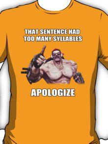 Mr.Torgue Quote T-Shirt