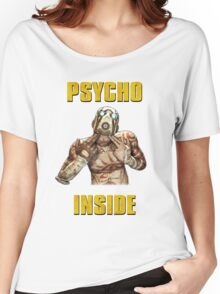 Psycho Inside Women's Relaxed Fit T-Shirt