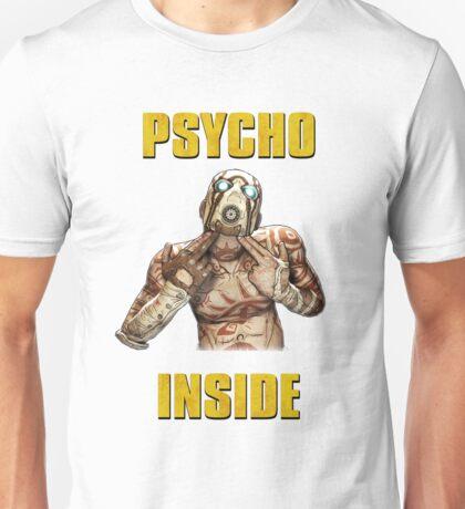 Psycho Inside Unisex T-Shirt