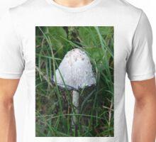 Ink Cap Mushroom Unisex T-Shirt
