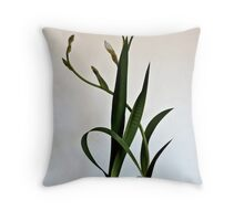 Ikebana-076 Throw Pillow