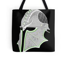 Inquisition Distressed Helm Tote Bag