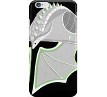 Inquisition Distressed Helm iPhone Case/Skin