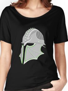 Inquisition Distressed Helm Women's Relaxed Fit T-Shirt