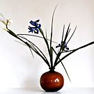 Ikebana-077 by Baiko