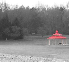 Red Gazeebo by mrehere