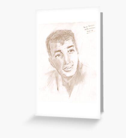 Sketching Greeting Card