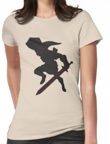 Dark Link. Womens Fitted T-Shirt