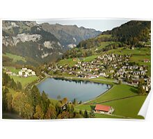 Engelberg, Switzerland Poster