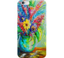 Spring in a Vase iPhone Case/Skin