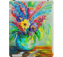 Spring in a Vase iPad Case/Skin