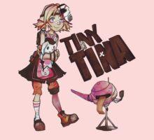 Tiny Tina One Piece - Short Sleeve