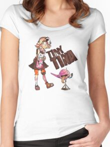 Tiny Tina Women's Fitted Scoop T-Shirt