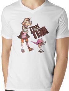 Tiny Tina Mens V-Neck T-Shirt