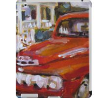 An Old Ford iPad Case/Skin