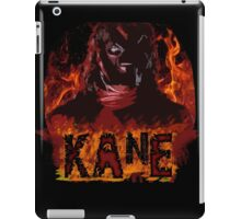 kane - hellfire & brimstone iPad Case/Skin