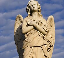 Praying Angel by Marie Sharp