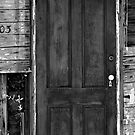 Charleston Door by Xpresso
