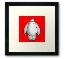 Big Hero 6 six Framed Print