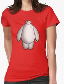 Big Hero 6 six Womens Fitted T-Shirt