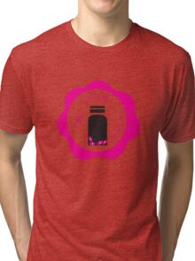 A Study in Pink 'Wax Seal' Tri-blend T-Shirt