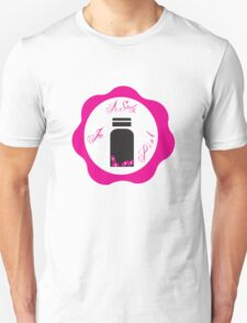 A Study in Pink 'Wax Seal' Unisex T-Shirt
