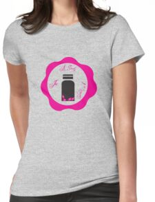 A Study in Pink 'Wax Seal' Womens Fitted T-Shirt