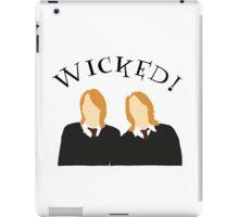 Wicked! iPad Case/Skin