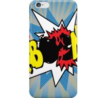 bomb iPhone Case/Skin