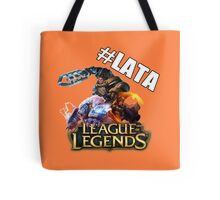 Trick2g Collection #LATA Tote Bag