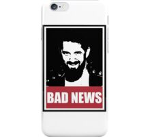 OBEY Collection - bad news barrett iPhone Case/Skin