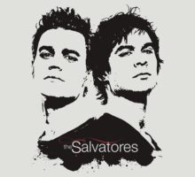 the salvatore brothers by hunnysause