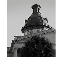 Columbia SC State House Photographic Print