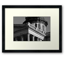 Columbia SC State House 3 Framed Print