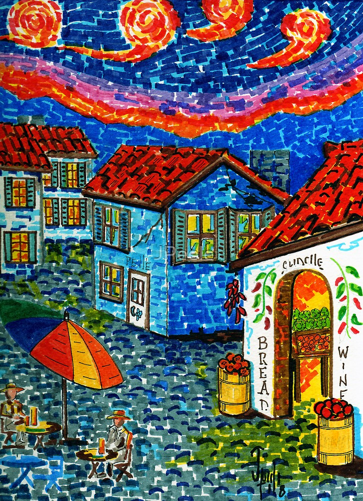 Midnight Market  by James Peele