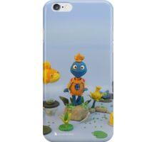 King Minus iPhone Case/Skin