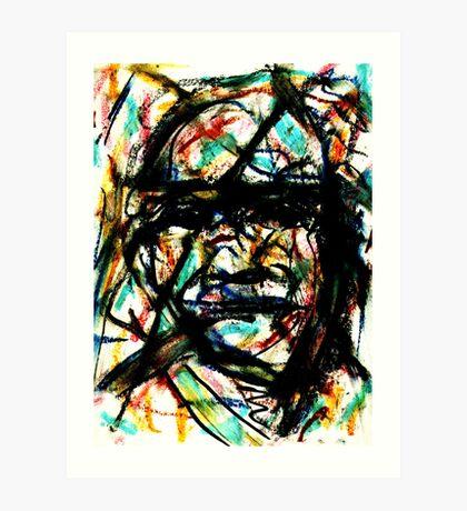 Jackson Pollock Art Print