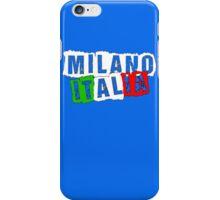 Milano Italia (1) iPhone Case/Skin