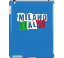 Milano Italia (1) iPad Case/Skin