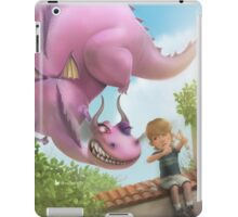 Girlie Dragon iPad Case/Skin