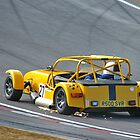 Caterham at Brands Hatch by horrgakx