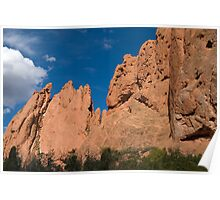 Garden of the Gods Poster