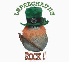 Leprechauns Rock by rockbottom