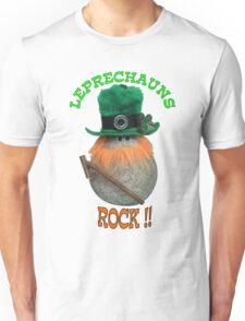Leprechauns Rock Unisex T-Shirt