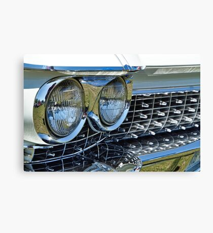 It's All About The Shine Canvas Print