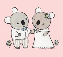 Koala Wedding Baby Tee